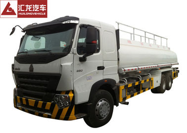 China Aluminum Oil Tanker Truck Multi - Compartment Structure Non - Closed Angle Design distributor