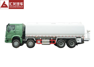 China 8x4 Water Bowser Truck Electronically Managed Valves 16T Capacity Advanced Control System distributor