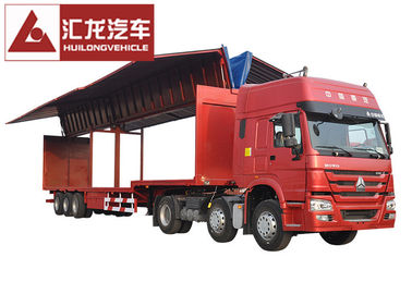 Curtain Side Trailer