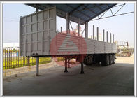 Rod Log Cargo Container Trailer Multi - Function Corrosion Resistant Easy Operation